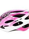 Sportif Homme Velo Casque 18 Aeration Cyclisme Cyclisme Cyclisme sur Route M : 55-59cm L : 59-63cm Polycarbonate EPS Blanc Rose dragee