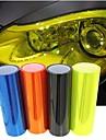 membrane translucide eclairage de la voiture heterochrosis membrane membrane gommage film de feu arriere 60cm * 30cm