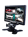 7 Inch Car Frontal/Rearview Monitor with 4 Cameras