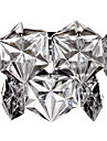 Crystal Wall Sconces , Modern/Contemporary G9 Crystal