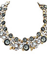 europeisk stil retro pärla halsband (fler färger)