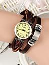 Women\'s Watch Bohemian Leather Bracelet