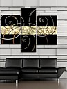 Stretched Canvas Art Gorgeous Lines And Patterns Set of 3
