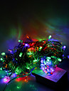 10m 100 LED Halloween Noel lumieres decoratives festive bande lumieres ordinaire guirlandes rgb (220v)