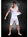 abdomen vetements graisse corps brulant sculpter blanc haut de fortes personnalisee legers maille respirante hommes de ceinture de