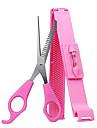 outils horizontaux de coupe frange de tondeuse cheveux clip de la regle