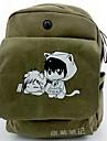 Sac Inspire par Cosplay Cosplay Anime Accessoires de Cosplay Sac / sac a dos Vert Toile / Nylon Masculin
