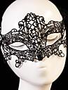 Fashion Frog Pattern Lace Party Mask