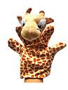 2st jul giraff föräldrar och barn handen&fingerdockor barn pratar prop