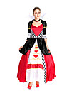 Cosplay Kostymer/Dräkter Prinsessa Festival/högtid Halloweenkostymer Klänning Halloween Karnival Kvinna