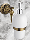 Tvålpump Antik brons Väggmonterad 18*19cm(7.08*7.48inch) Mässing / Keramisk Antik