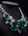 magnifique fleur collier de perle des femmes eternite