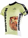 PALADIN® Cykeltröja Herr Kort ärm Cykel Andningsfunktion / Snabb tork / Ultraviolet Resistant Tröja / ÖverdelarPolyester / 100% Polyester