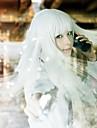 jormungand koko Hekmatyar čistě bílá 80cm cosplay paruka