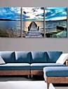 impression sur toile personnalisee cote 35x50cm 40x60cm peinture sur toile encadree ensemble de 3