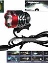 ZHISHUNJIA  Waterproof 3-Mode 1xCree XM-L2 U2  High Power Bike Lamp (900LM ,USB 5V,Gray+Red)
