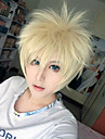Perruques de Cosplay Hetalia England Arthur Kirkland Dore Court Anime Perruques de Cosplay 30 CM Fibre resistante a la chaleur Masculin