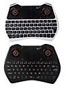 RII mini K28 bärbar trådlös 2.4G röst pekplatta 6-axlig luft mus tangentbord