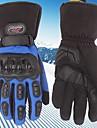 madbike ™ hiver au chaud course pleine de doigt des gants impermeables coupe-vent velo gants de moto de protection