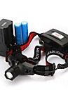 Belysning Pannlampor LED 300 Lumen 3 Läge 18650 Vattentät / LaddningsbarCamping/Vandring/Grottkrypning / Vardagsanvändning / Cykling /