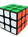 Cube de vitesse lisse 3*3*3 Vitesse Cubes magiques Noir ABS