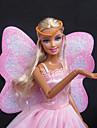 Princesse Robes Pour Poupee Barbie Rose Robes