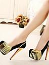 Women\'s Shoes Round Toe Stiletto Heel Fleece Pumps Dress Shoes More Colors available