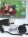 8x 21 mm Monoculaire BAK4 Etanche Telescope Vision nocturne Observation d\'Oiseaux Noir