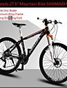 Mountain Bikes Cykelsport 27 Hastighet 27,5 Inch Unisex / Herr / Kvinnors SHIMANO M370-3/9 Dubbel skivbroms Springergaffel