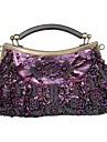 Handbag Fabric Evening Handbags/Clutches/Mini-Bags With Pearl
