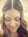 Donne Lega Copricapo-Matrimonio / Occasioni speciali / Casual / All\aperto Catenina per la testa
