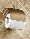Porte Papier Toilette Laiton Antique Fixation Murale 175*150mm(6.88*5.9inch) Laiton Antique