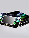 B-Skin Wii U-konsol skyddande klistermärke täcker flår controller hud klistermärke