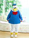 kigurumi Pyjamas Canard Collant/Combinaison Fete / Celebration Pyjamas Animale Halloween Mosaique polaire Kigurumi Pour Unisexe Halloween