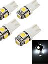 LED - Läslampa/Registreringsskyltlampa/Sidoljus/Dörrlampa ( 6000K , Spotlight ) - Bilar