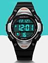 SKMEI Bărbați Copii Ceas Sport Ceas La Modă Ceas de Mână Ceas digital Calendar alarmă Quartz Piloane de Menținut Carnea Quartz Japonez