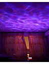 0,25W lampe coloree de projection de couleur avec un usb son conduit de lumiere de nuit