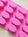 outils savon de silicone fashion de cuisson du pudding de gelee de decoration de gateau cuisine moule gateau de  (couleur