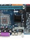 intel G41 micro atx LGA 775 ddr3 datorns moderkort