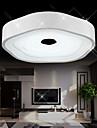 Max 36W Montaggio del flusso ,  Contemporaneo Galvanizzato caratteristica for LED MetalloSalotto / Camera da letto / Sala da pranzo /