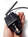 wifi IP-kamera för 12mm cs objektiv vidvinkel h-264 ONVIF 1080p 2,0 megapixel trådlös inomhus minsta