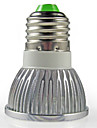 3w e27 260lm ljus LED-spot lampa (220V)