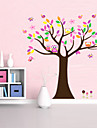 Beautiful Colorfull Tree For Home Decor Wall Decal Zooyoo5084 Decorative Removable Pvc Wall Sticker