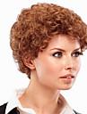 Europa och Förenta staterna att sälja en strykande åtgång lin guld gamla kort lockigt peruk