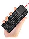 2 dans 1 mini paume de la main 2.4g clavier sans fil et souris avec pave tactile pour google tv boite Android Intelligent PC