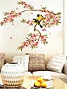 vägg dekaler vägg dekaler stil ser väldigt glada pvc väggdekorationer