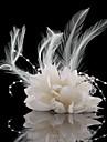 פרחים/זרי פרחים - נשים תחרה/דמוי פנינה/שיפון