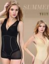 YUIYE® Body Shaping High Waist Pants Womens Breathable Slim Seamless Shaping Pants Underwear Corset