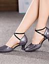 Modern - Pantofi de dans (Negru/Albastru/Roșu/Gri/Auriu) - Non personalizabile - Pentru femei