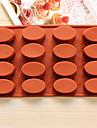 ustensiles de cuisson ovale moules de cuisson moules de chocolat moule de glace de moule